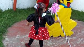 fiestas infantiles con botargas miky   mimi