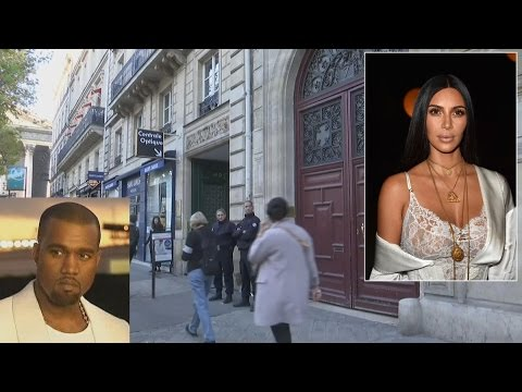 Kanye West Abruptly Ends Concert after finding out Kim Kardashian was Robbed at Gunpoint in Paris.