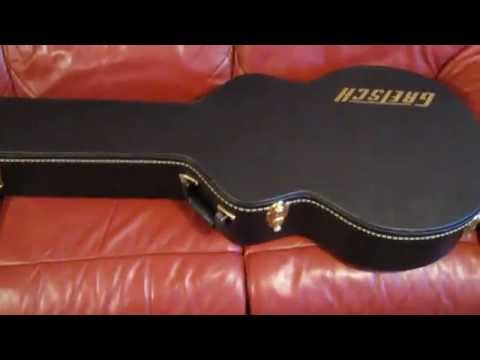 Gretsch G6241FT Hard Case by TKL - Worth the Money?