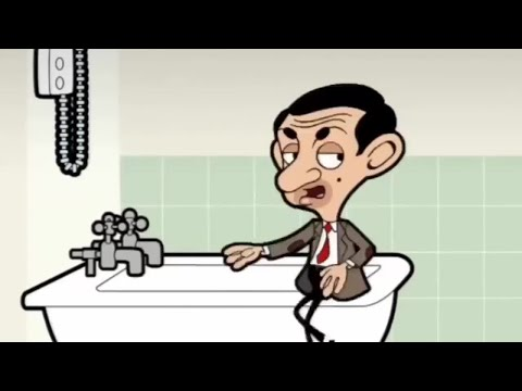 Mr Bean the Animated Series about 30 minutes # 1