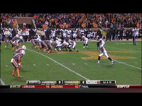VANDY vs UT Football (2013)