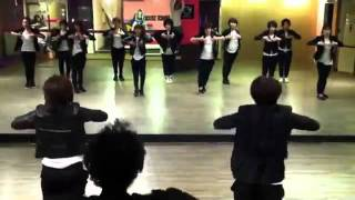 [K-POP COVER] Infinite - Paradise Dance By XX Dance School of Korea (Mother's Class).mp4