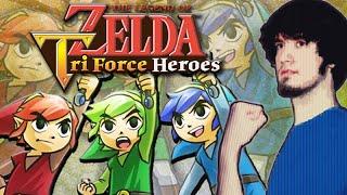Tri Force Heroes! - PBG
