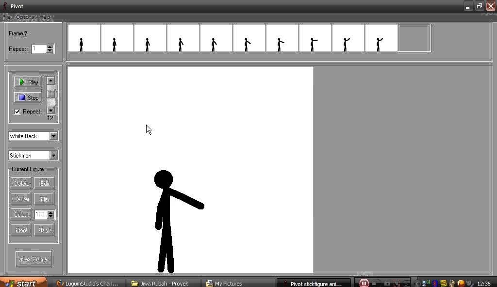 Tutorial Cara Membuat Animasi Bergerak di Photoshop CS 6 ...