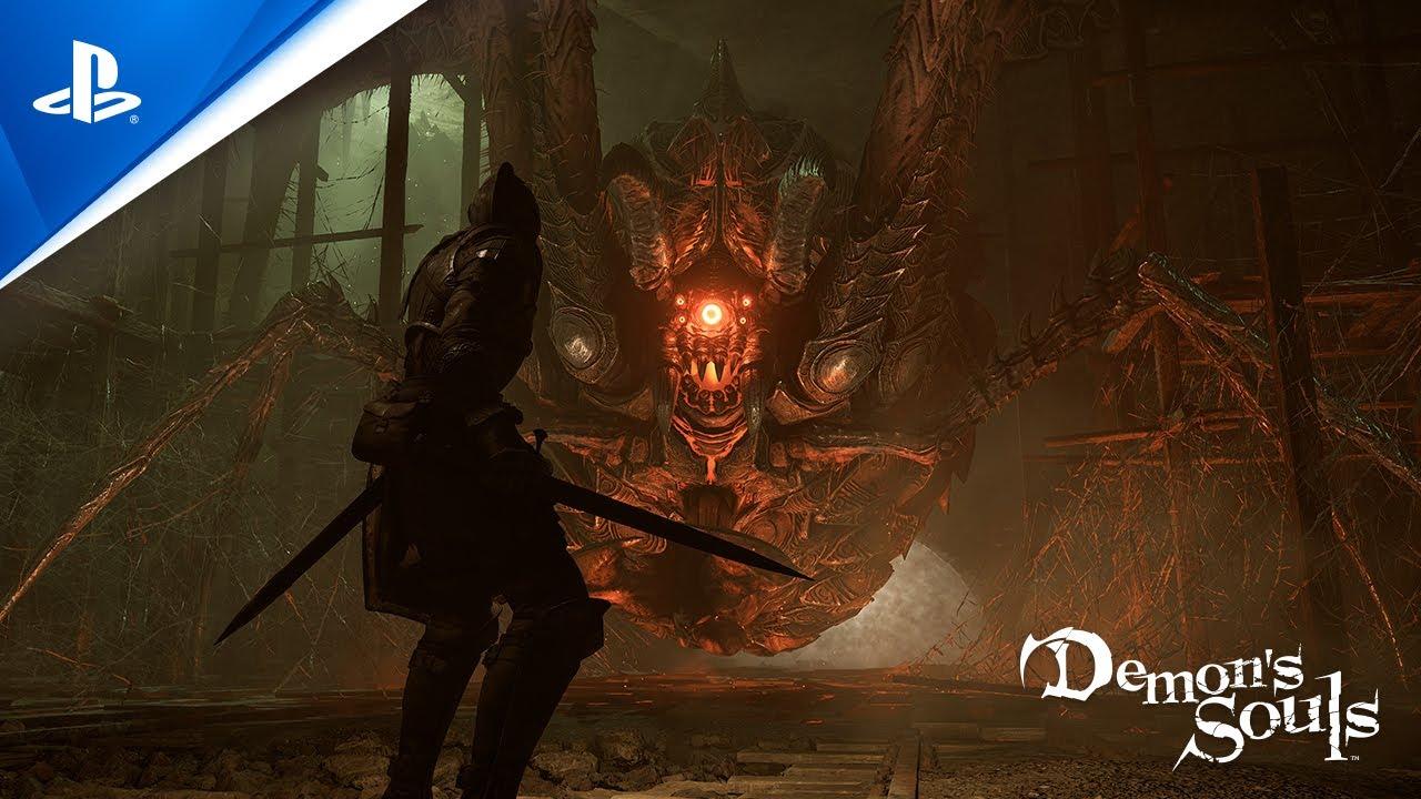 Demon's Souls | Второй трейлер игрового процесса | PS5