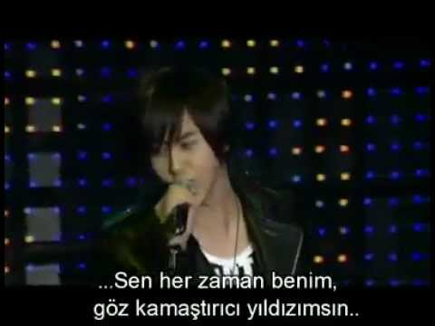 SS501 - Making A Lover (Turkish Subtitle)