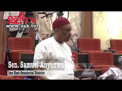 Gobe! Senator Anyanwu Dares EFCC To Plant Money In His House & See What Will Happen (Watch Video)