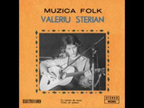 Valeriu Sterian-Cantec de oameni