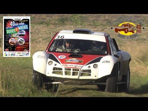 Rallye Dunes & Marais 2017 - ES7 Jaffe 1