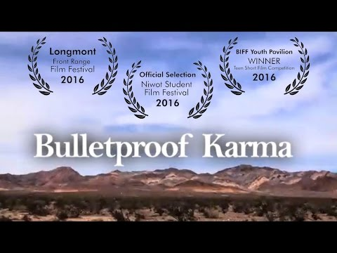 Bulletproof Karma (Award-Winning Short Documentary)