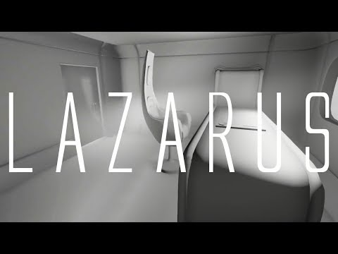 The Fall of Lazarus DEMO | AN INTRIGUING SCIFI MYSTERY