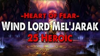 Method vs Wind Lord Mel'jarak (25 Heroic) World First