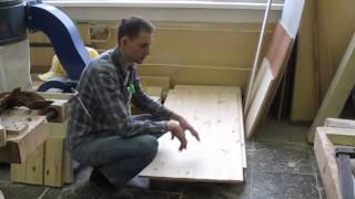 Как выбрать доску и мебельный деревянный щит(Как выбрать качественную строганую сухую доску и мебельный деревянный щит. Видеорепортаж со столярного..., 2015-02-17T16:36:39.000Z)