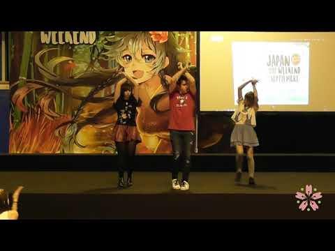 【Odottemita Spain】Tougen Renka『Japan Weekend Madrid』