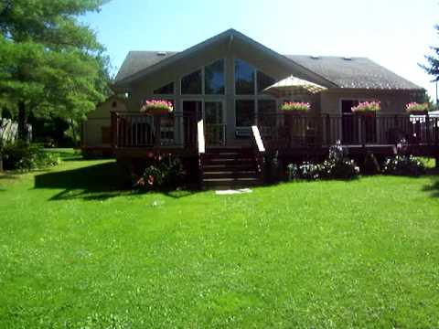 HOME FOR SALE, 4068 Canal Road, Washago $329,900.00