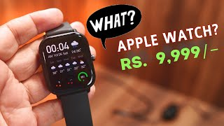 Amazfit GTS the Apple Watch look alike for Rs. 9,999 (Amoled screen, GPS, BT 5) wow ⚡