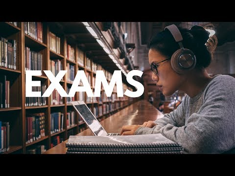 My Exam Study Routine-- Life in Medical School (VLOG)