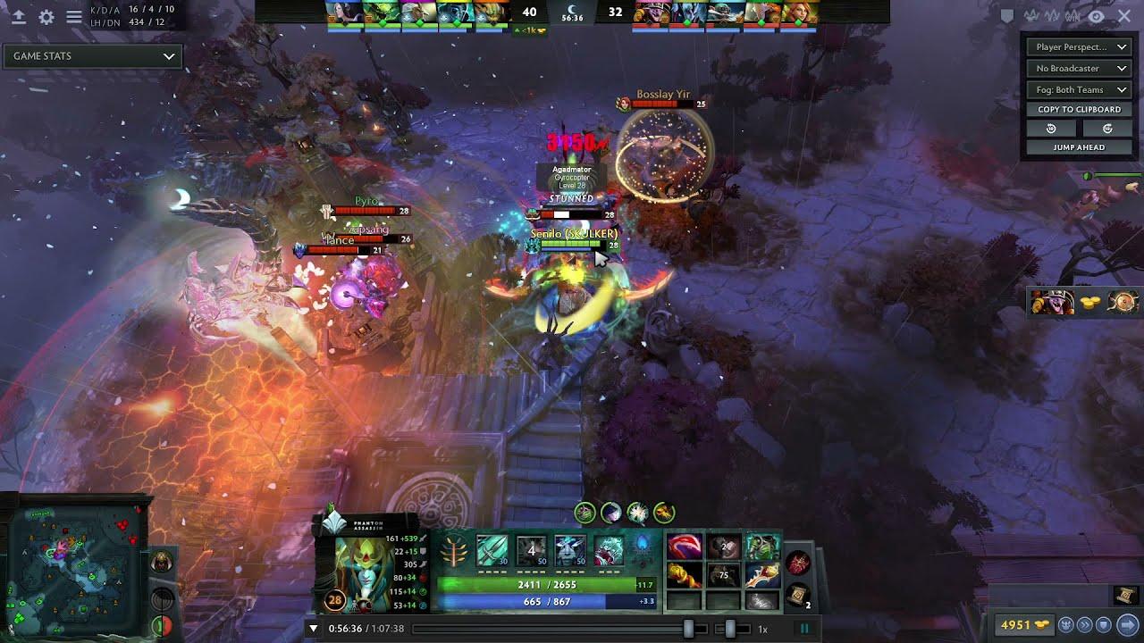 Download Phamtom Assassin Tripple Rampage (7.29d)