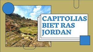 Capitolias, Beit Ras, Ancient Decapolis City Jordan