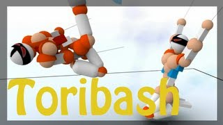 Jogando Toribash!