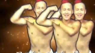 macho man dance マッチョマン体操で盛り上がろう! 体操にマッチョマン...