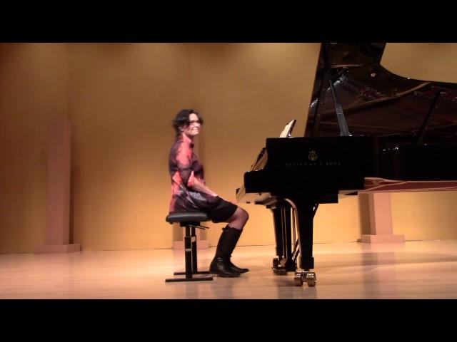 Cours de piano  Montreal: montage d'un de nos concerts de L' Académie de Musique Lauber