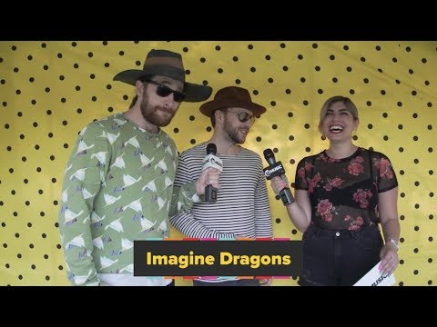 Imagine Dragons Take On Festival Advice (SPOLIER: They Do NOT Play By The Rules) | WayHome 2017