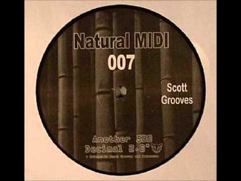 Scott Grooves - Deeply Uncomfortable
