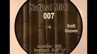 Scott Grooves - Deeply Uncomfortable