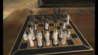 Прохождение Гарри Поттер и Орден Феникса №5.Волшебные шахматы.