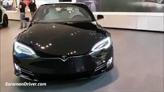 New Tesla Model S 2019-2020 Walk-Around Review EuromanDriver