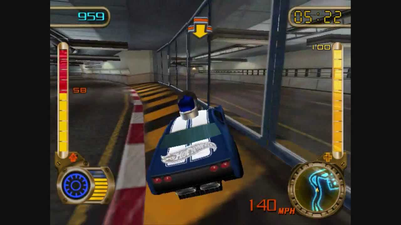 play hot wheels velocity x