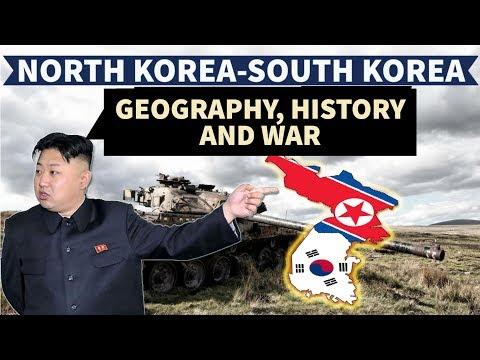 (English)North Korea & South Korea - Geography, History and the future