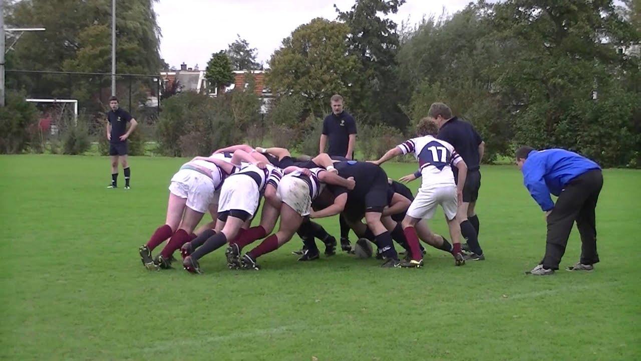 Rugby Club Haarlemmermeer Hawks - RFC Haarlem (14-10-'12 ...