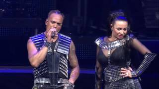 2 Unlimited ( Ray & Anita ) - Live in Concert. Sportpaleis in Antwerpen ( 2013 )