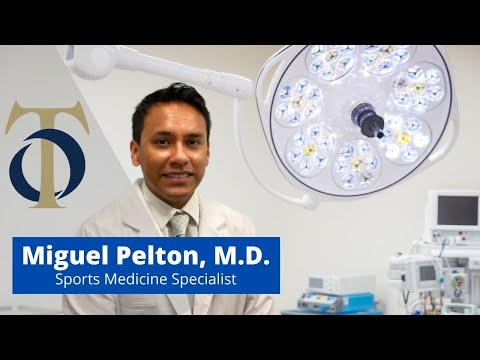 Miguel Pelton, M.D. Introductory Video