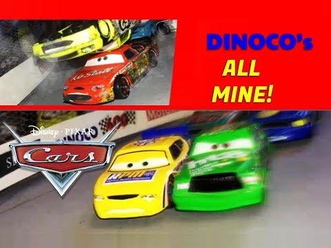 Cars - Dinoco's All Mine Diecast Remake