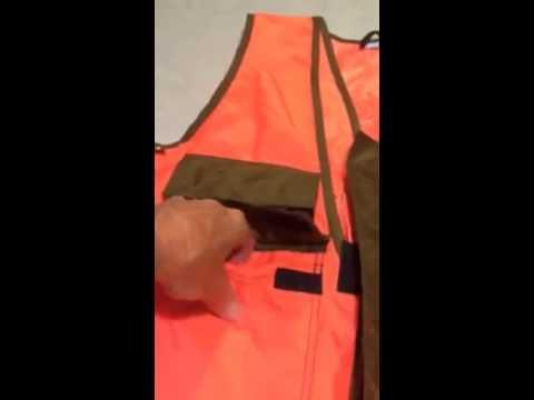 A Custom Vest
