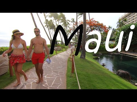 Exploring Beautiful MAUI, HAWAII: Driving to Lahaina