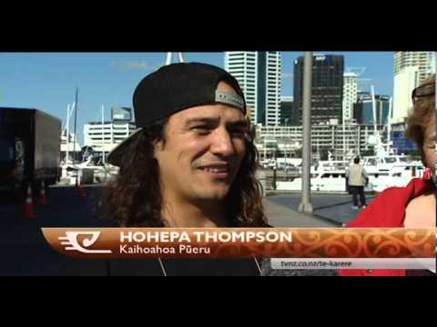 Māori designer urges people to