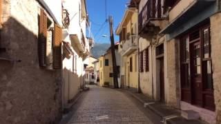 バルカン半島の旅10 アルバニア ジオカストロ〜ギリシャ テッサロニキ