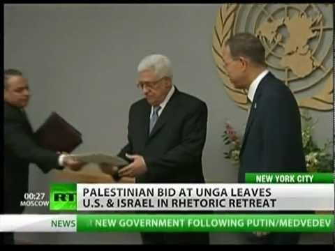 Palestinian state left hanging