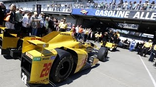 Gasoline Alley Cam for the 101st Running of the Indianapolis 500 thumbnail