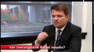 Melngailis: ja grozījumus pieņems, jārēķinās ar vēl papildus ieguldījumiem Parex bankā