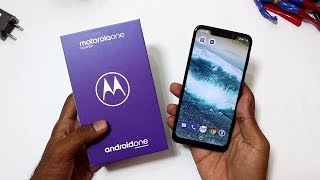 Moto One Power Unboxing & initial Impressions | in telugu