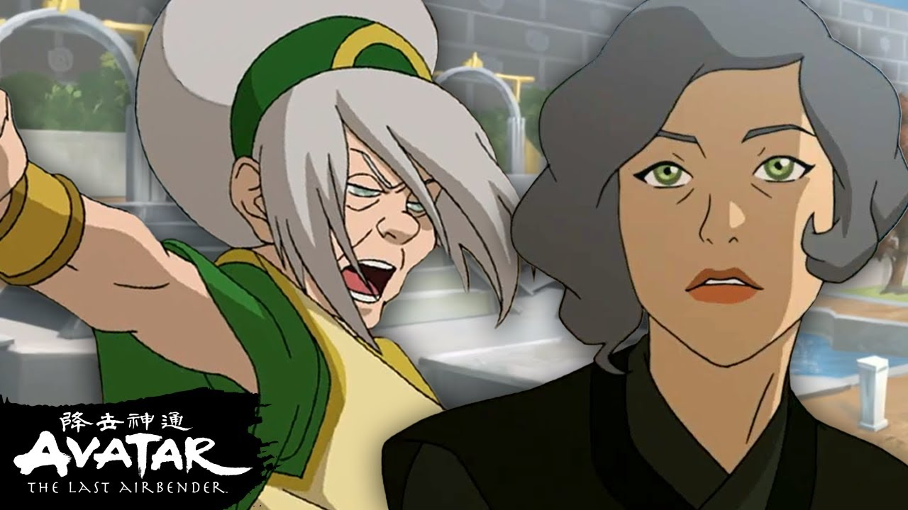 Download Toph Beifong Family Moments in Legend of Korra ft. Lin, Suyin and More!