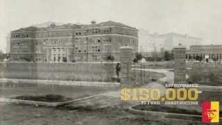 Russ Hall Fire Centennial (part 1) - Pittsburg State University