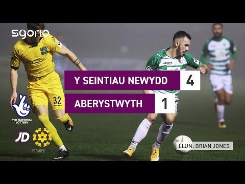 TNS Aberystwyth Goals And Highlights