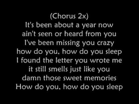 How do you sleep? Jesse McCartney with Lyrics - YouTube - photo#5