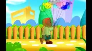 Lagu Anak Balonku Ada Lima